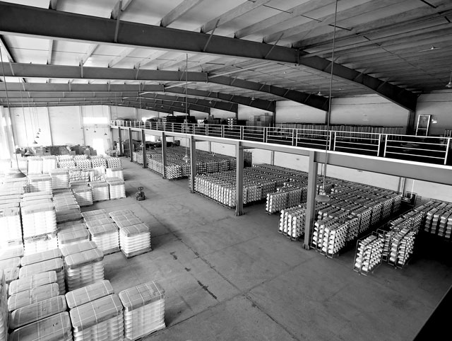 Yarn Warehouse