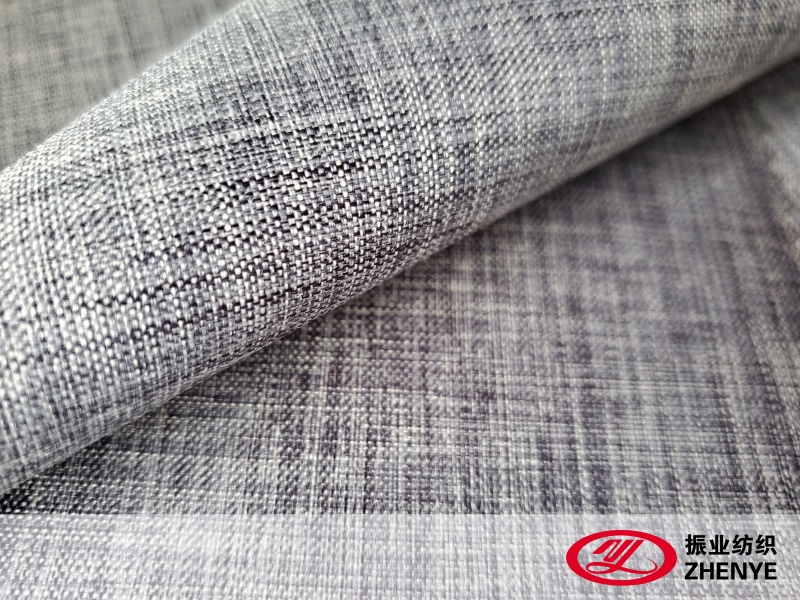 300D Linen Type Cationic Fabric (PU)